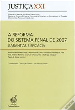 Wook.pt - A Reforma do Sistema Penal 2007