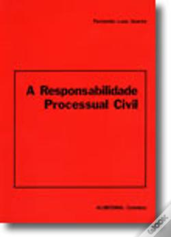 Wook.pt - A Responsabilidade Processual Civil