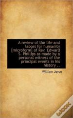 A Review Of The Life And Labors For Huma