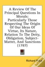 A Review Of The Principal Questions In M