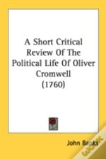 A Short Critical Review Of The Political