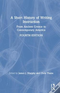 Wook.pt - A Short History Of Writing Instruction