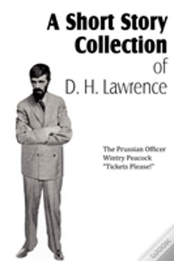 Wook.pt - A Short Story Collection Of D. H. Lawren