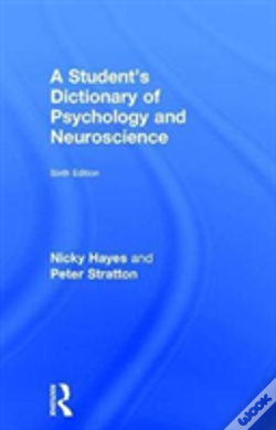 Wook.pt - A Student'S Dictionary Of Psychology And Neuroscience