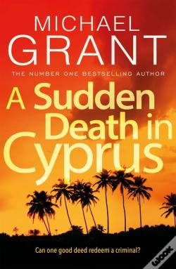 Wook.pt - A Sudden Death In Cyprus