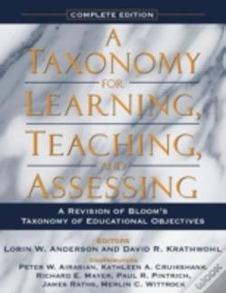 Wook.pt - A Taxonomy For Learning, Teaching, And Assessing