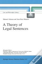 A Theory Of Legal Sentences