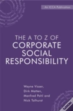 Wook.pt - A To Z Of Corporate Social Responsibility