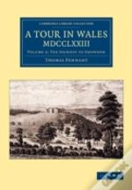 A Tour In Wales, Mdcclxxiii: Volume 2, The Journey To Snowdon
