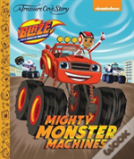 A Treasure Cove Story - Blaze & The Monster Machines - Mighty Monster Machines