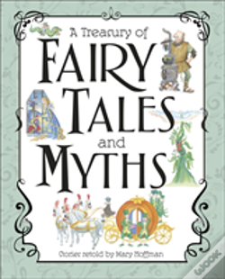 Wook.pt - A Treasury Of Fairy Tales And Myths