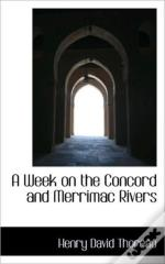 A Week On The Concord And Merrimac River