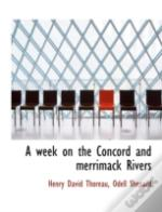 A Week On The Concord And Merrimack Rive