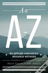 A-Z Of Applied Linguistics Research Methods