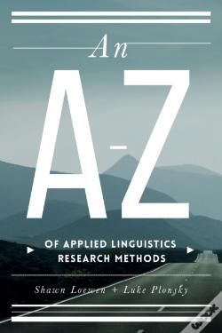 Wook.pt - A-Z Of Applied Linguistics Research Methods