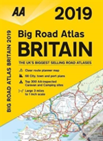 Aa Big Road Atlas Britain