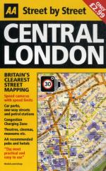 Aa Central London Map