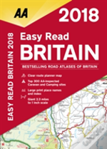 Aa Easy Read Atlas Britain