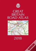 Aa Great Britain Road Atlas