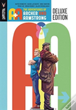 Wook.pt - A&A: The Adventures Archer And Armstrong Deluxe Edition