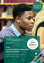 Aat Foundation Certificate In Accounting Level 2 Synoptic Assessment