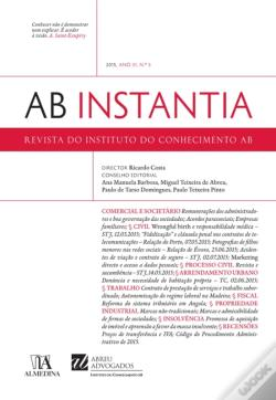 Wook.pt - Ab Instantia - 2015, Ano Iii, N.º 5, Anual