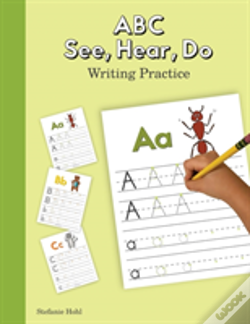 Wook.pt - Abc See, Hear, Do Writing Practice