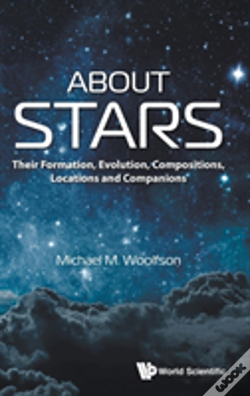 Wook.pt - About Stars: Their Formation, Evolution, Compositions, Locations And Companions