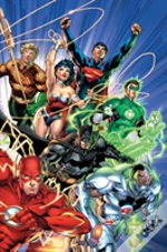 Absolute Justice League By Geoff Johns And Jim Lee