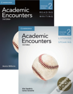 Academic Encounters Level 2 2-Book Set (R&W Student'S Book With Wsi, L&S Student'S Book With Integrated Digital Learning)