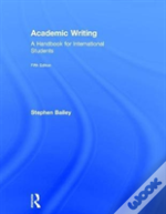 Academic Writing Bailey 5ed