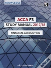 Acca F3 Financial Accounting Study Manua