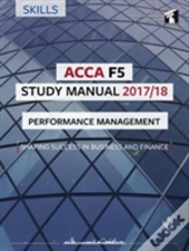 Acca F5 Performance Management Study Man