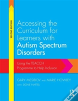 Wook.pt - Accessing The Curriculum For Learners With Autism Spectrum Disorders