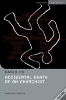 Wook.pt - Accidental Death Of An Anarchist