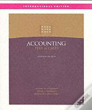 Accounting - Text and Cases