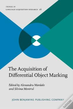 Wook.pt - Acquisition Of Differential Object Marking