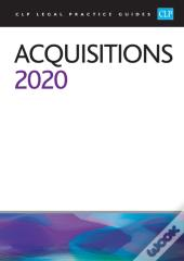 Acquisitions 2020