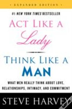 Wook.pt - Act Like A Lady, Think Like A Man, Expanded Edition Intl