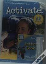 Activate! A2 Student's Book with ActiveBook CD-ROM & Internet Access Code