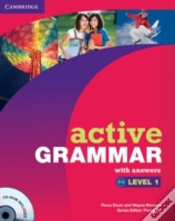 Wook.pt - Active Grammar Level 1 With Answers And Cd-Rom