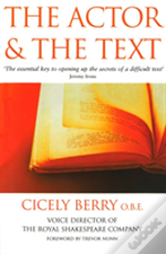 Actor And The Text