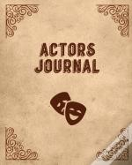 Actors Journal
