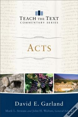 Wook.pt - Acts (Teach The Text Commentary Series)