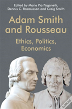 Wook.pt - Adam Smith And Rousseau