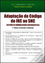 Adaptação do Código do IRC ao SNC