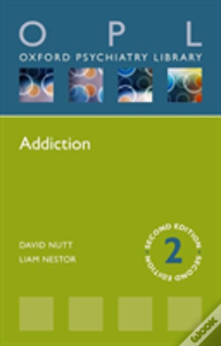 Wook.pt - Addiction 2e Oxford Psychiatry Library 2