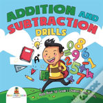 Addition And Subtraction Drills - Math Book 1st Grade - Children'S Math Books