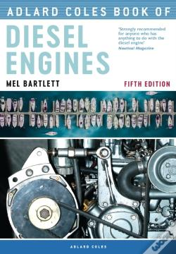 Wook.pt - Adlard Coles Book Of Diesel Engines