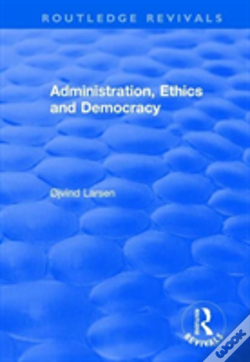 Wook.pt - Administration Ethics And Democrac